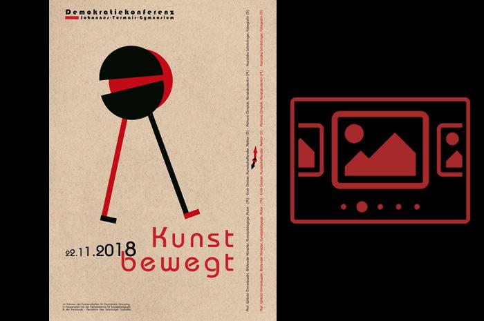 Das slideshow-Fenster zur 'Demokratiekonferenz 1968 - Kunst bewegt 2' anzeigen ...
