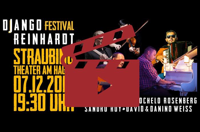 Das Video-Fenster zum 'Django Reinhardt Festival 2019' anzeigen ...