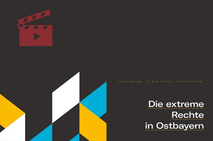 """Ein Video-Clip zur Broschüre :: """"Die extreme Rechte in Ostbayern – Ideologien • Strukturen • Aktivitäten"""" anzeigen ..."""