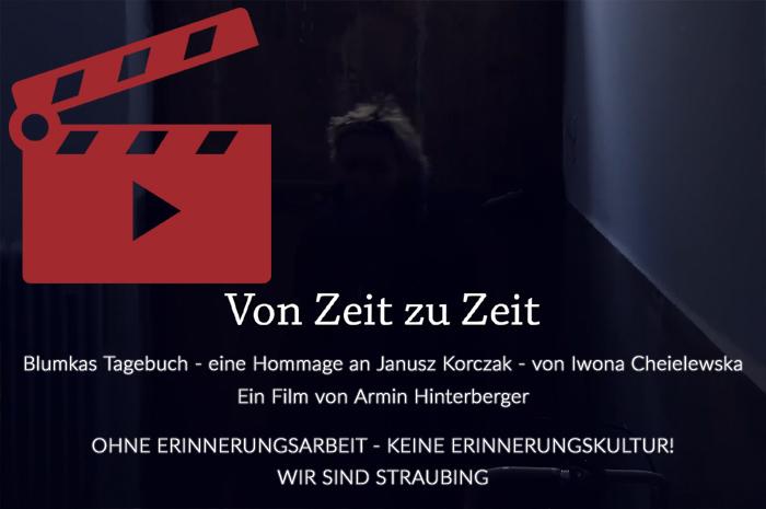 Das Video-Fenster 'Von Zeit zu Zeit (Blumkas Tagebuch - eine Hommage an Janusz Korczak - von Iwona Cheielewska - Ein Film von Armin Hinterberger)' anzeigen ...