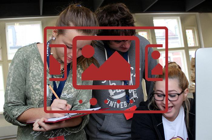 Das slideshow-Fenster mit begleitenden Bildern 'Aus für Mauthausen? – Ein bilaterales Filmprojekt' anzeigen ...