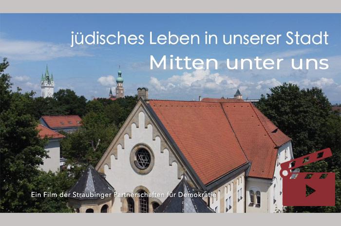 Der Teaser zum Film-Projekt 'Mitten unter uns – jüdisches Leben in unserer Stadt' anzeigen ...