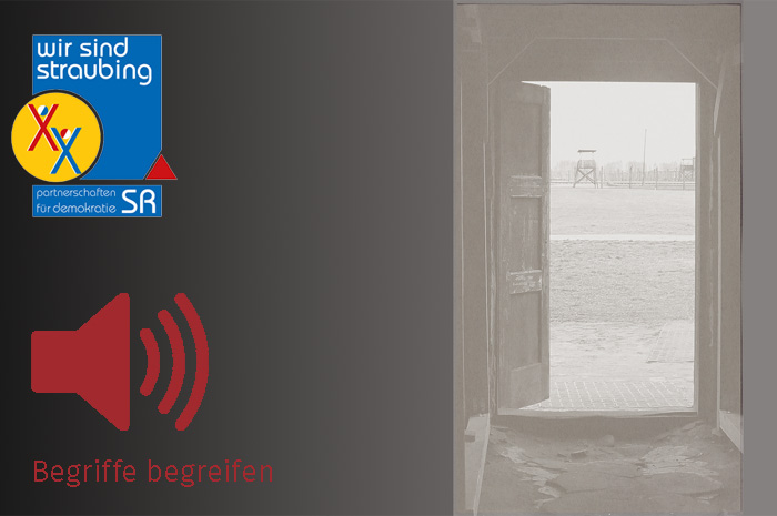 """Das Audio-Fenster """"Begriffe begreifen"""" - Studentinnen und Studenten der Hochschule für Musik und Darstellende Kunst / Institut für Sprechkunst und Kommunikationspädagogik sprechen ..."""