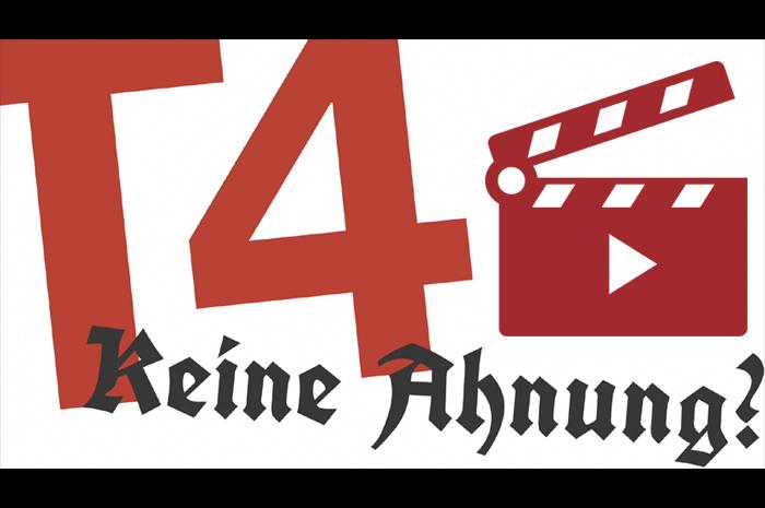 Das Video-Fenster 'T4 - Keine Ahnung? (Dokumentation des Projekts T4-Keine Ahnung - Eine Erinnerungsarbeit - Wir sind Straubing / FOS-BOS Straubing)' anzeigen ...
