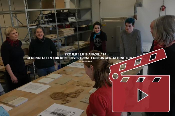 Das Video-Fenster 'T4 - Keine Ahnung? (Eine umfassende Dokumentation über das Projekt T4, die einzelnen Entwicklungsstufen und die beteiligten Kooperationspartner. Videos: Max Messemer)' anzeigen ...