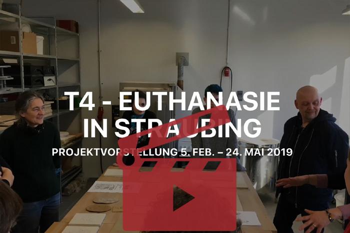 Das Video-Fenster 'T4 - Keine Ahnung? (Die Projektvorstellung – Eine Dokumentation zu dem Projekt T4 und die beteiligten Kooperationspartner. Video: Max Messemer)' anzeigen ...