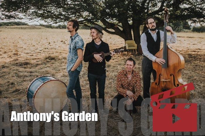 Das Video-Fenster 'True Live ! – Der Trailer zum Konzert von Anthony's Garden' anzeigen ...