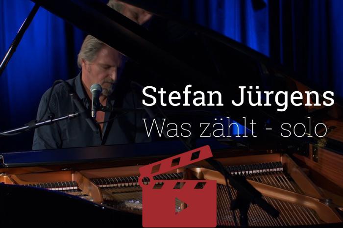 Das Video-Fenster 'Stefan Jürgens ist zu Gast bei True Live ! :: Zwei Trailer zum Konzert am 05. September 2020 – Live aus dem Paul Theater Straubing' anzeigen ...