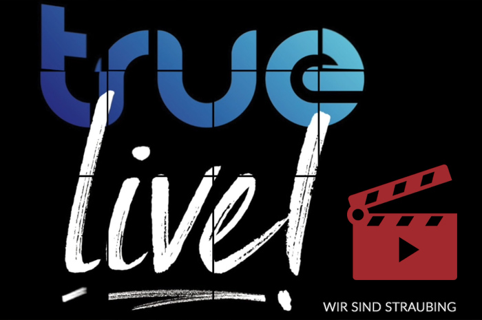 Das Video-Fenster 'TRUE LIVE :: Die brandneue Streaming-Plattform - Trailer' anzeigen ...