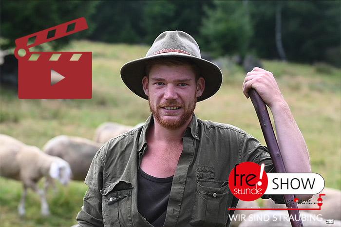 Das Video-Fenster 'Der Schäfer Michael Meier ist zu Gast in der Freistunde Show – Ein Portrait' anzeigen ...
