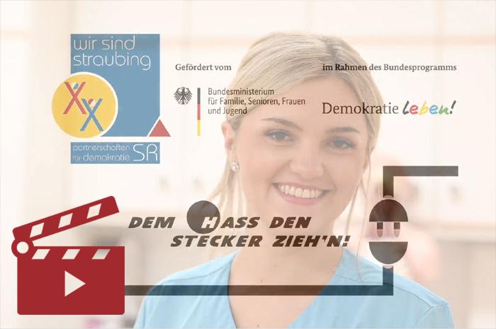 Das Video-Fenster 'Die Kranken- und Gesundheitspflegerin Magdalena Eder ist zu Gast in der Freistunde Show – Ein Portrait' anzeigen ...