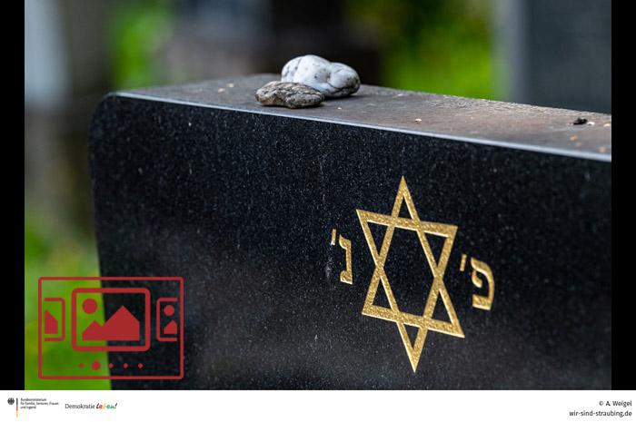 Impressionen vom jüdischen Friedhof :: Kamera: Armin Weigel