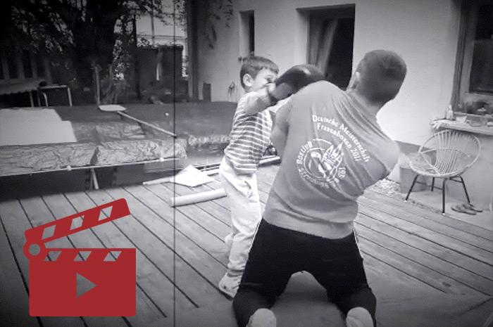 Kreativ und fit – Der Trailer zu unserem interkulturellen Projekt für Sport, Fitness und kreatives Gestalten ...