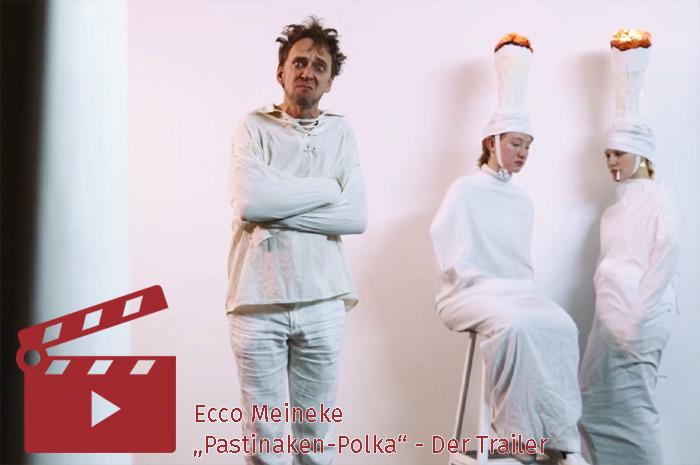 Das Video-Fenster 'Pastinaken-Polka :: Das neue Musik-Video von Ecco Meineke' anzeigen ...