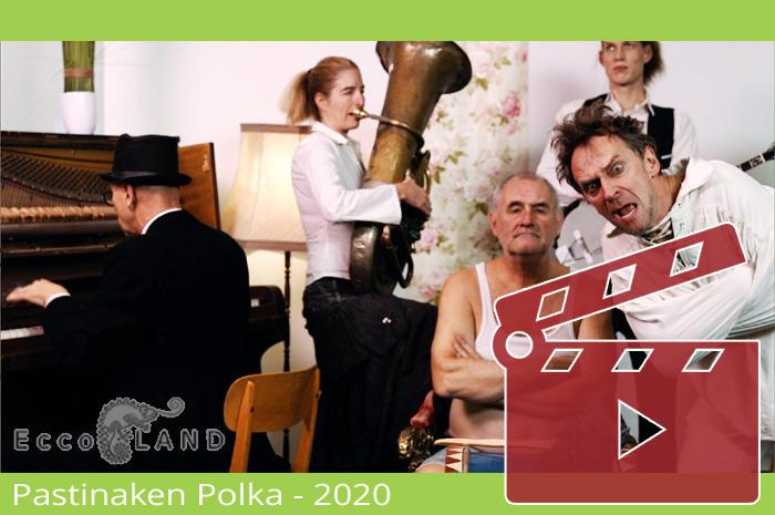 Das Video-Fenster 'Pastinaken-Polka :: Full & Final :: Das neue Musik-Video von Ecco Meineke' anzeigen ...