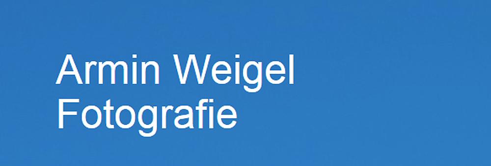 Das Logo von Armin Weigel - Fotografie - Straubing