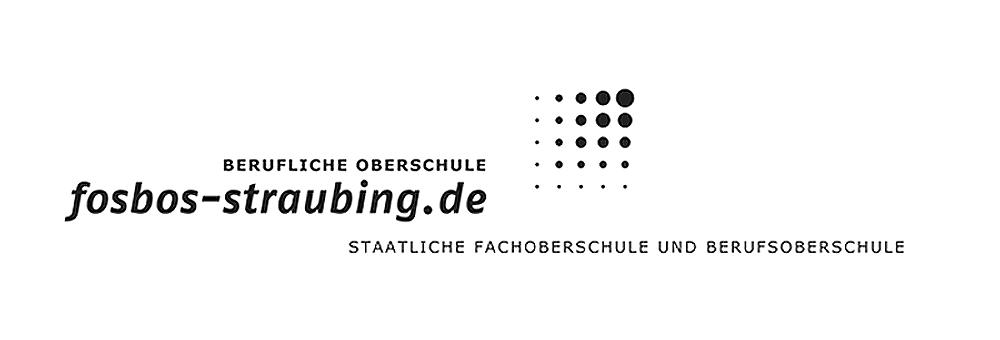 Das Logo der FosBos :: Die staatliche Fachoberschule und Berufsoberschule - Straubing