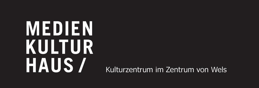 Das Logo des Medien Kultur Haus in Wels