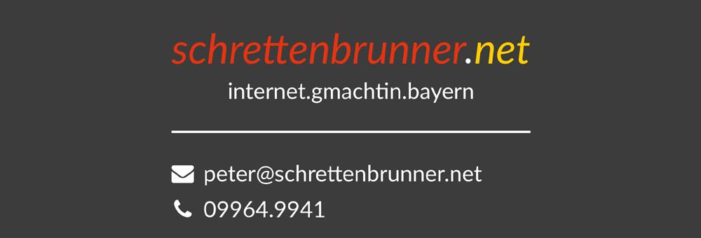 Das Logo von Peter Schrettenbrunner - Programmierung - Hosting - Administration ::: INTERNET.gmachtin.bayern