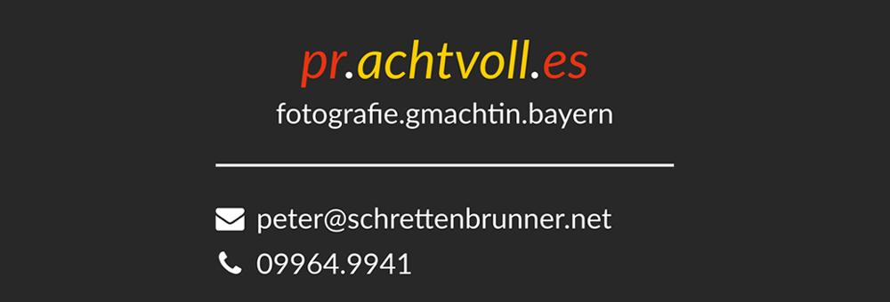 Das Logo von Peter Schrettenbrunner - Fotografie