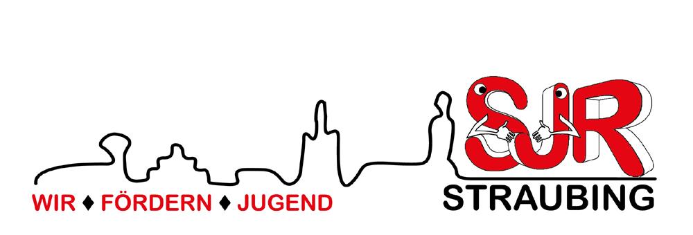 Das Logo des Stadtjugendring Straubing