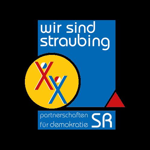 Das Logo von WIR SIND STRAUBING