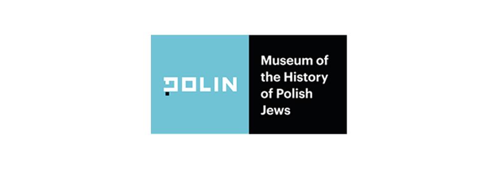 Das Logo von POLIN | Muzeum Historii Żydów Polskich POLIN w Warszawie
