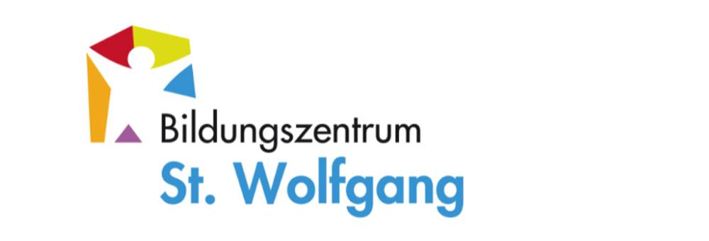 Das Logo des Bildungszentrum St. Wolfgang Straubing