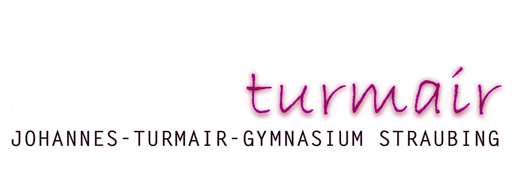 Das Logo des Johannes-Turmair-Gymnasium - Straubing